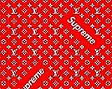 Supreme Louis Vuitton 10x8 Poster Print
