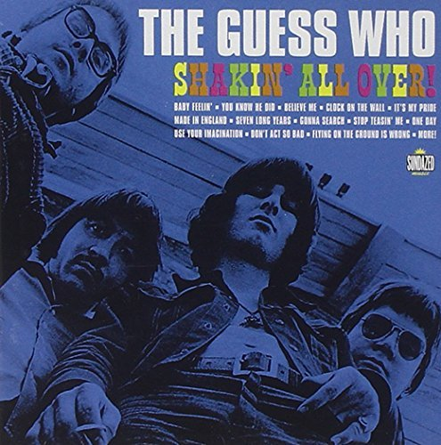 SHAKIN' ALL OVER (2-LP SET) by Guess Who