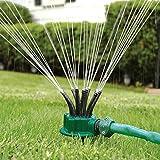Quanjucheer Gartenblumen-Wassersprinkler, flexibler Rasen-Bewässerungsdüse, Pflanzen-Bewässerungswerkzeug
