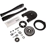 Satz Antriebsteile Sr50 Sr80 14 Teile Kette Kettenschutz Kettenschlauch Mitnehmer Ritzel Usw Auto