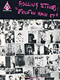 Rolling Stones: Exile On Main Street (Guitar Recorded Version Guitar TAB): Songbook, Tabulatur für Gitarre (Guitar Recorded Versions S)