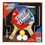 Dalla A alla Z Kids 'Set da ping pong, multicolore, taglia unica