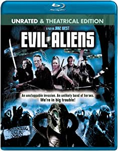 Evil Aliens [Blu-ray] [Import anglais]