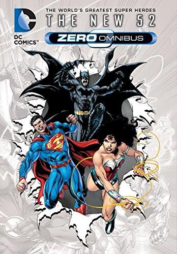 2 Zero Omnibus (The New 52) (Dc Comics New 52)