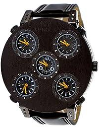 Pure time-damenuhren 691135–8–Armbanduhr Herren