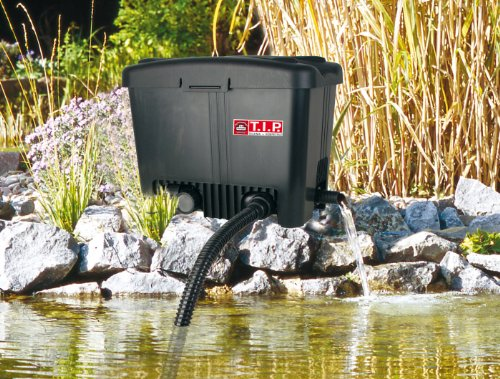 T.I.P. Teichaußenfilter WDF 20000 UV 18, UV-C 18 Watt, für Teiche bis zu 20.000 Liter - 2