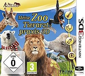 Meine Zoo-Tierarztpraxis 3D [import allemand]