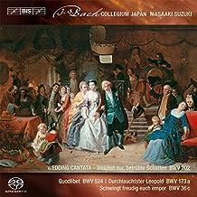 Bach: Wedding Cantata [Masaaki Suzuki, Joanne Lunn, Hiroya Aoki] [BIS: BIS2041]