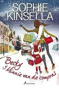 Becky y Minnie vand de compras par Sophie Kinsella