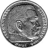 5 Reichsmark Deutschland, 1936 D,
