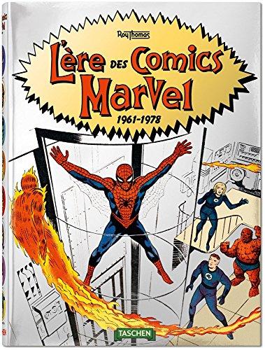L're des comics Marvel 19611978