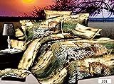 Effetto 3d copripiumino con due federe 3pezzi completo set biancheria da letto. migliori prezzi convenienti. Misure disponibili letto matrimoniale, king. Tutte le immagini e vengono visualizzate le immagini hanno scopo puramente illustrativo...
