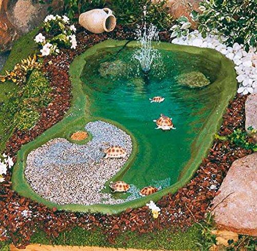 Vasca per pesci da giardino classifica prodotti for Vasca giardino pesci