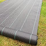 Bändchengewebe 32m² ( 20m x 1,6m ) mit hoher UV - Stabilisierung Stärke: 100g / m²