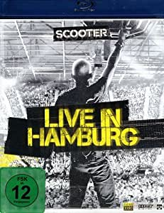 Scooter - Live in Hamburg 2010 [Blu-ray]