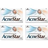 AcneStar Soap Pack of 4