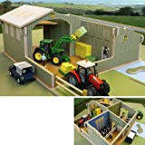 BRUSHWOOD TOY FARM BT8850 MY FIRST FARM PLAY SET by Brushwood