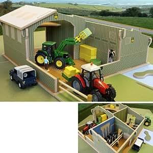 BRUSHWOOD TOY FARM BT8850 MY FIRST FARM PLAY SET by Brushwood