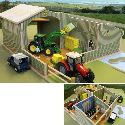 Image of BRUSHWOOD TOY FARM BT8850 MY FIRST FARM PLAY SET