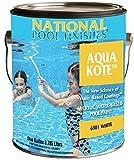 National Pool Finishes Aqua Kote Acrylic Waterbase Pool Paint