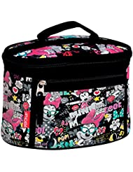Trousse de toilette Minnie Bow rouge E34TJ