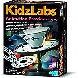 4M Kidz Labs Animation Praxinoscope