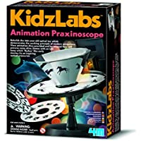 4M Kidz Labs Animation Praxinoscope