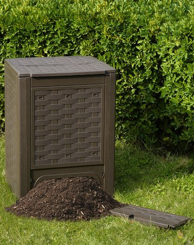 Zoom IMG-3 toomax z650r035 contenitore composter rattan