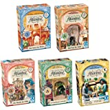 Queen Games 61037 - Alhambra Erweiterung Bundle 1-5