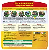 Roundup Fast Action Pump N Go Weedkiller 5L