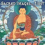 Sacred Images of Tibet 2019 Calendar: Thangka Meditation Paintings