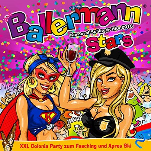 Ballermann Stars - Karneval Sc...
