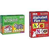 Creative Educational Aids P. Ltd. More Fun with Words & Creative Educational Aids P. Ltd. Alphabet Fun ABC