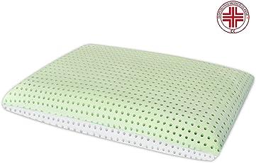 Marcapiuma - Cuscini in Memory Foam BIO DOUBLE 100% COTONE