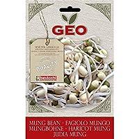 Geo Judia Mung - Semillas para germinar, 12.7 x 0.7 x 20 cm, color marrón