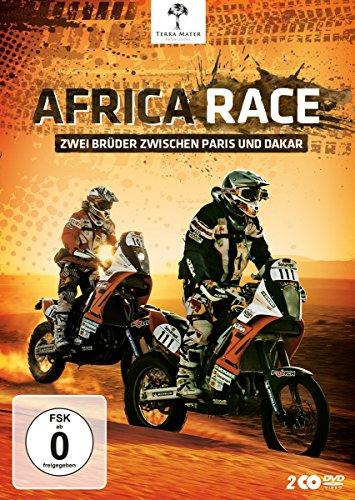 Bild von Africa Race - Zwei Brüder zwischen Paris und Dakar [2 DVDs]