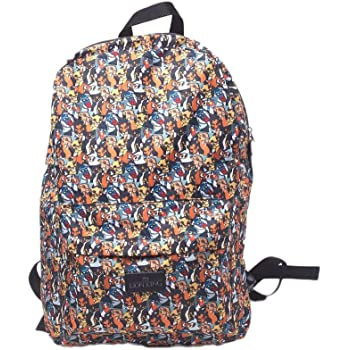 da68f7da26e4 Bioworld Disney The Lion King All-Over Character Print Backpack Casual  Daypack