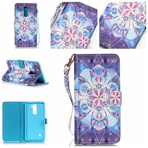 lg-stylus-2-ls775-pu-leather-flip-wallet-case-cozy-hut-3d-kaleidoscope-patterns-pu-folio-leather-wal