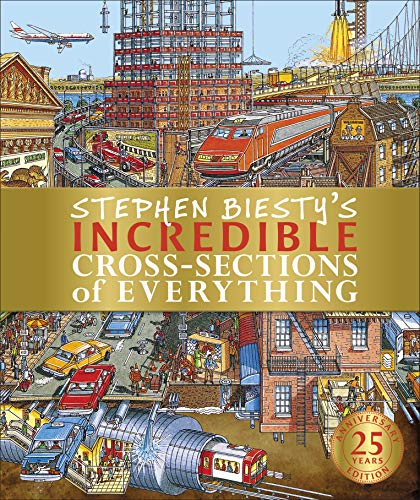 Stephen Biesty's Incredible Cross-Sections of Everything (Stephen Biesty Cross Sections) (English Edition)