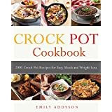 Crock Pot: 2000 Crock Pot Recipes for Easy Meals and Weight Loss (English Edition)