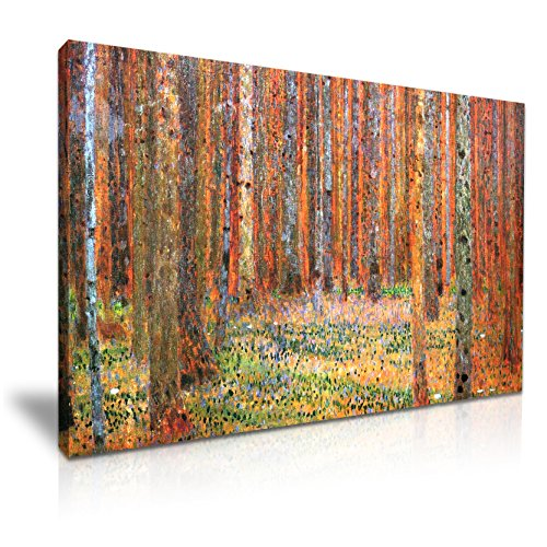 Yes Art, cuadro Gustav Klimt 1901,