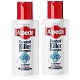 ALPECIN DANDRUFF KILLER SHAMPOO 250ML. [2]