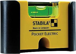 Stabila Elektronische Mini-Wasserwaage für die Hosentasche, 70x 18x 40mm
