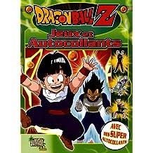 Dragon Ball Z : Jeux et autocollants