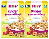 Hipp Kinder Beeren-Müsli, ab dem 12. Monat, 2er (2 x 200g)