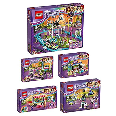 Lego Friends Set en 5 parties 41127 41128 41129 41130 41133 L