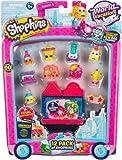 #5: Shopkins Season 8 America Toy 12 Pack