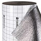 Wohnmobil/Wohnmobil, 5 mm Schaumstoff, Akustik-Wand-Dachboden, Aluminiumisolierung, Preis pro Meter