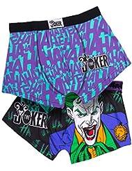 Joker Pack de 2 Boxers (Multicolor) - 2XL