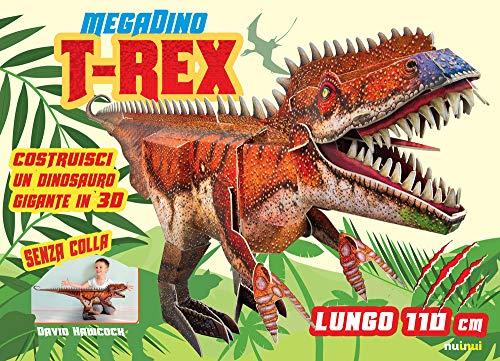 T-rex. Megadino. Con gadget